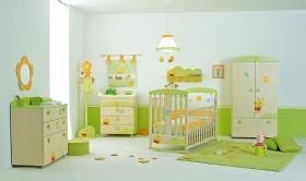 Bebek odalarına hazırlık