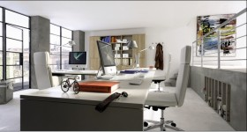 Ofislerinizi Renklendirerek Daha Verimli İş Alanları Yaratın!