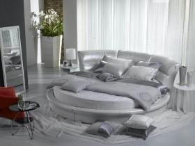 Yatak Odalarının Yeni Gözdesi; Yuvarlak Yataklar…