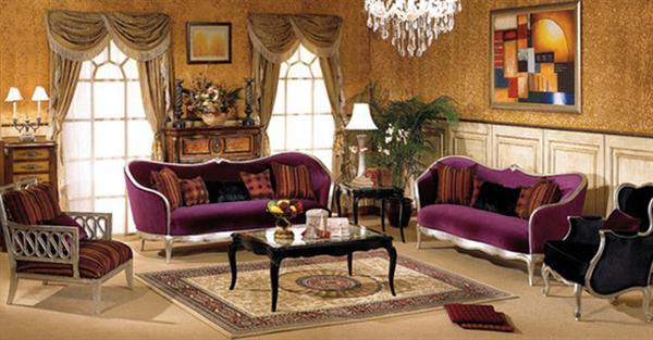 art deco tarz nda dekorasyon nas l yap labilir dekor ya am. Black Bedroom Furniture Sets. Home Design Ideas