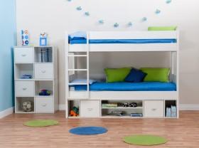Çocuk Odalarınız İçin Birbirinden Güzel Ranza Modelleri