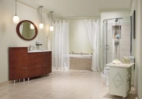 Banyo İçin Şık Dekorasyonlar