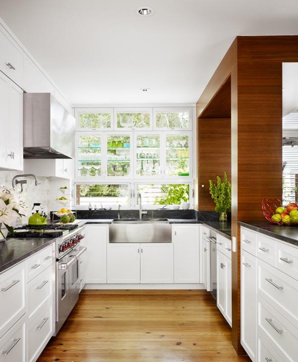 K k mutfaklar in dekorasyon fikirleri dekor ya am for 8x8 kitchen ideas
