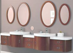 Banyo Ayna Dekorasyonu Fikirleri