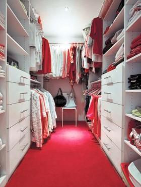 Giyinme Odası Oluşturmak İçin Öneriler