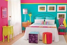 Yatak Odalarınızı Sıcak Desen ve Renklerle Isıtın