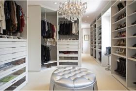 Giyinme Odaları Dekorasyonu