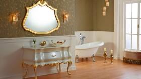 Klasik Banyo Dekorasyonu