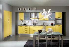2015 Renkli Mutfak Modelleri