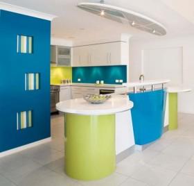 Mutfak Dekorasyonunda Renkleri Doğru Kullanın