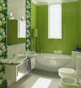 Banyolarda Yeşil Renk Olur Mu?