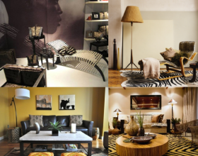 Afrika Tasarımlı Dekorasyon Önerileri