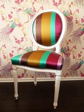 Kumaş Döşeme ile Sandalyelerinizi Yenileyin…