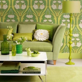 Kışın Yeşil Rengi Nasıl Kullanmalısınız?