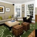 Oturma Odası Dekorasyonunda Renk Seçimi