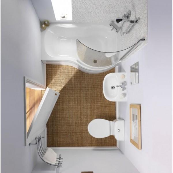 Küçük Banyolara Mükemmel Dekorasyon Fikirleri