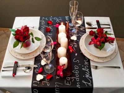 Sevgililer Günü İçin Dekorasyon Fikirleri