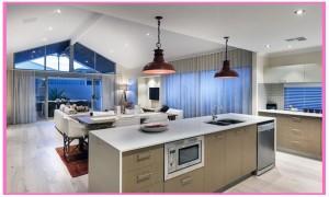 Mutfak ve Salon Dekorasyonu