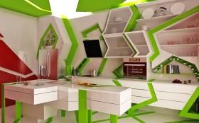 2015 yılının sıra dışı mutfakları