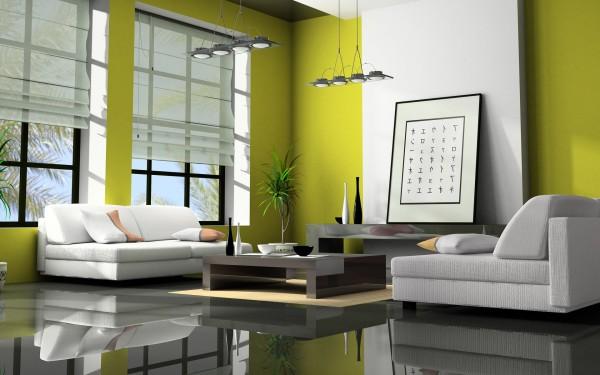 Oturma Odası Dekorasyonunda Feng Sui Tarzı