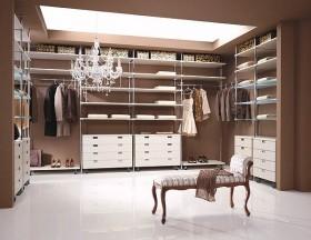 Dekoratif giyinme odası önerileri