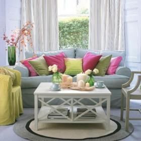 İlkbaharın en güzel tonları ile evinizi renklendirin!