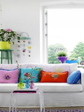 4 adımda evinizi renklendirin!