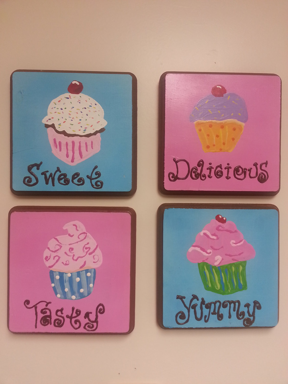 Cupcake Kitchen Decorations