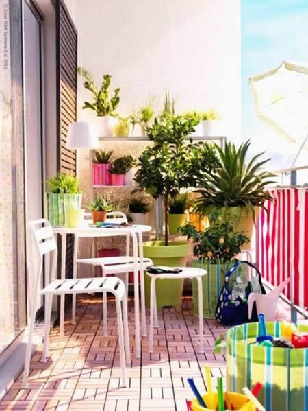 Balkon Dekorasyonu Nasil Yapilir Dekorasyon Fikirleri Ve Modelleri