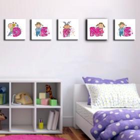 Çocuk Odaları İçin Tablo Seçimi