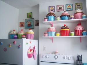 Cupcake Mutfak
