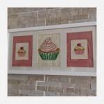 Cupcake Tablolar