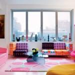 Neon Renk Dekorasyon