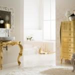 Barok Banyo Dekorasyonu