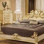 Barok Tarzı Yatak Odası Dekorasyonu