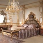 Barok Yatak ODası Dekoru