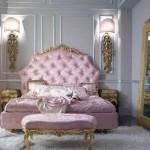 Barok Yatak Odası