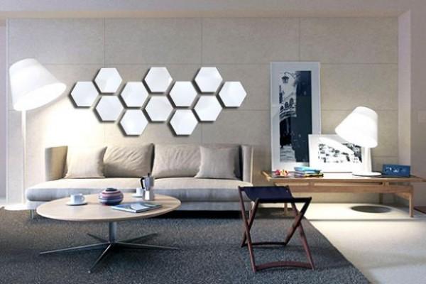 Salon Dekorasyonu İçin Modern Aynalar