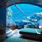 Yatak Odası Su Altı Dekorasyonu