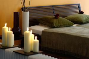 Yatak Odası Mumları