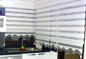 Mutfak İçin Zebra Perde Modelleri