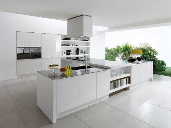 Amerikan Mutfak Tasarımları İle Mutfak Keyfini Yaşayın