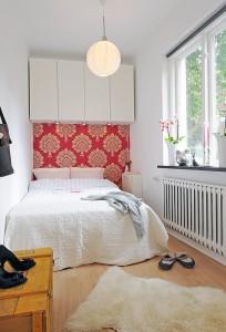 Dar Yatak Odası
