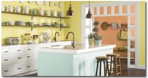 Pastel Mutfak