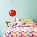 Pastel Yatak Odası Dekoru