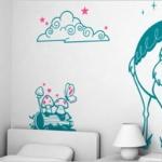 Çocuk Odası İçin Duvar Kağıdı
