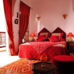 Fas Tarzı Yatak Odası