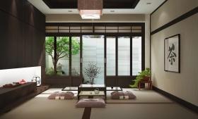 Asya-Zen Tarzı Dekorasyon