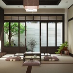 Dekorasyonda Asya Zen Stili