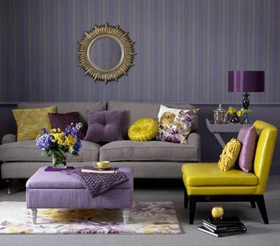Dekorasyonda Zıt Renkler